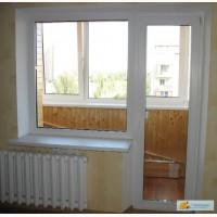 Балконные двери ПВХ в Сочи