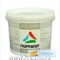 Водная шпатлёвка для гидроизоляции бетона «Гидрошпат»