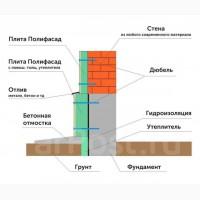 Фасадные термопанели Полифасад. От 699 руб за квадратный метр во Владивостоке