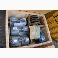 Электродвигатель механизма передвижения грузовой тележки YZPE112M-4V1-4KW для QTZ