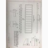 Металлоформы для плит ребристых 4ПГ6, 2ПГ12