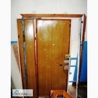 Входная железная дверь б/у в Саранске