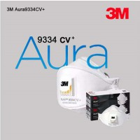 РАСПРОДАЖА Респираторов 3M 9334CV+ - Строительные/Промышленные маски