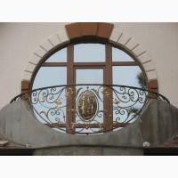 Балконы кованые