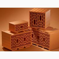 Керамические блоки porikam весь спектр