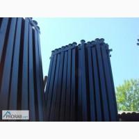 Столбы металлические грунтованные с доставкой