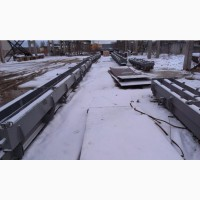 Металлоформы для стоек СНВ7-13, УСО, С-112