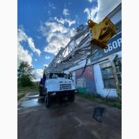Подъемный агрегат упа 60/80