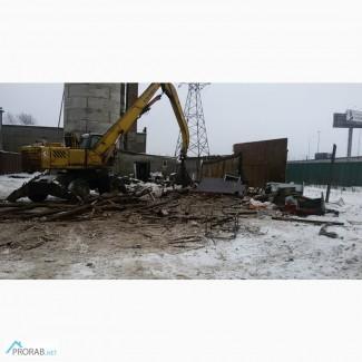 Утилизация вывоз покупка металлолома в Москве