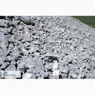 Щебень, песок, ОПГС (гравмасса), кирпич силикатный