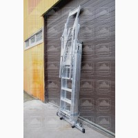 Лестницы-платформы телескопические (лп)