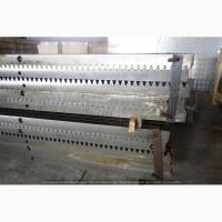 Рейка мачты направляющая в комплекте с 3 болтами М16*40 SC200/200