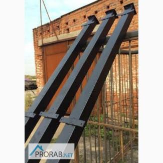 Столбы заборные в Реутове