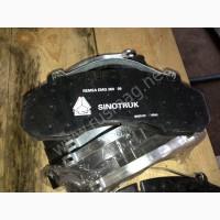 Тормозные колодки передние дисковые HOWO A7