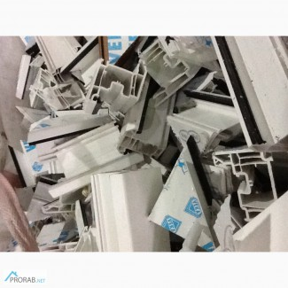 Покупка отходов оконного профиля пвх