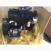 Двигатель в сборе Cummins 6BTAA5.9-C160 (оригинал)