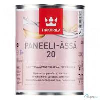 Панели-Ясся лак полуматовый - Paneeli Assa 9л Tikkurila (Финляндия)