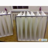 Фильтры карманные. фильтр водяной для очистки воздуха