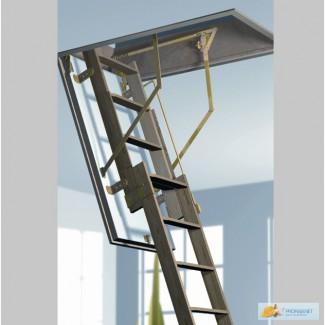 Чердачная лестница ROTO Cadet 2 ISO-RC 60х120х334мм