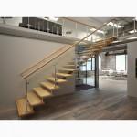 Изготовление и монтаж лестниц для офисов, котеджей, многоуровневых квартир