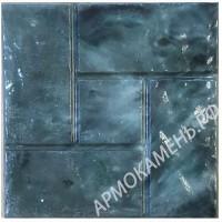 Тротуарная плитка 300x300. Рваный камень