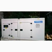 Дизельный генератор 100кВт в аренду