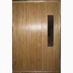Строительные двери из ДВП/оргалита оптом от производителя