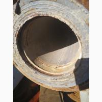 Труба ф133х4, 5-5мм, чистая, без изоляции, раковин, 12м, б/у, 33000р