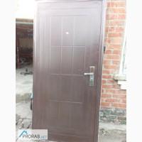 Металлическая дверь Б/У облегчённая в Краснодаре