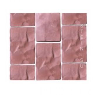 Брусчатка Старый Арбат. Тротуарная плитка 140х200х40 мм; 140x155х40 мм