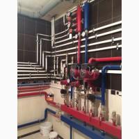 Монтаж систем отопления любой сложности и степени автоматизации