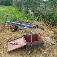 Водоснабжение частного дома от скважины с насосной станцией