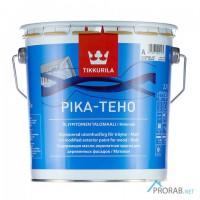 Pika-Teho - Пика-Техо 9л акрилатная краска, содержащая масло Tikkuirla (Финляндия)