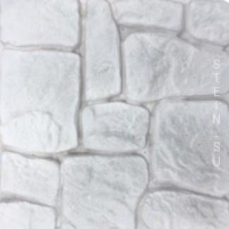 Тротуарная плитка Галька. Брусчатка 300х300 мм