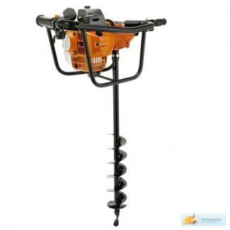 Аренда (прокат) - бензиновый мотобур Hitaci DA200E