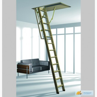 Чердачная лестница ROTO Esca 11 ISO-RC 60х120х285мм