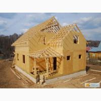 Строим канадские быстровозв-ые дома из сип-панелей