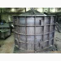 Металлоформы для труб водопропускных, подпорных стенок и фундаментов по серии 3.501.1-144