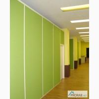 Стеновые панели на основе гипсокартона с плёнкой ПВХ ( 300 цветов)