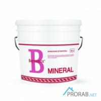 Мраморная штукатурка Минерал Mineral Байрамикс