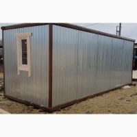 Блок контейнеры металлические теплые