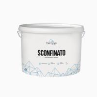 Bergge Sconfinato перламутровая краска с эффектом песка