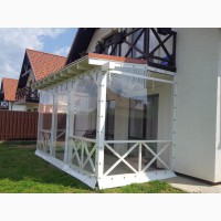 Мягкие окна ПВХ, полиуретан-производство