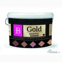 Минерал Голд Gold Bayramix мраморная штукатурка