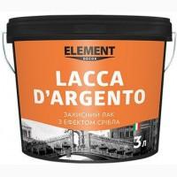 Element Decor Lacca d#039;argento защитный лак с серебреным эффектом