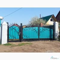 Ворота.забор.решетки