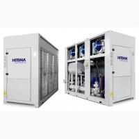 Чиллер вент установки hitema мощность охлаждения от 1 квт