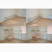 Предлагаем кровати металлические для рабочих