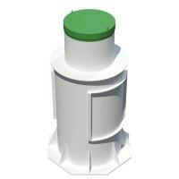 Экологический септик Тополь 9 ПР Плюс на 8 или 9 человек