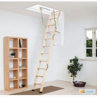 Чердачная лестница VELTA Престиж 70х120х274мм